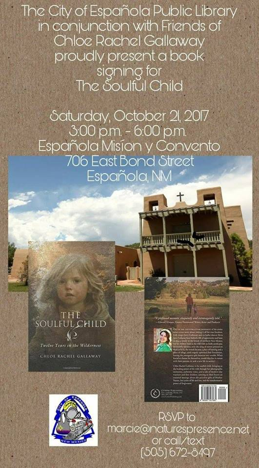 Book Signing Event in Espanola New Mexico | The Valley Daily Post