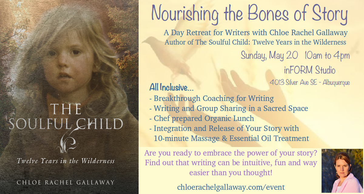 Writing Workshops Retreats Courses Chloe Rachel Gallaway ABQ