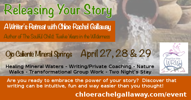 Releasing Your Story Writer's Retreat - Deposit