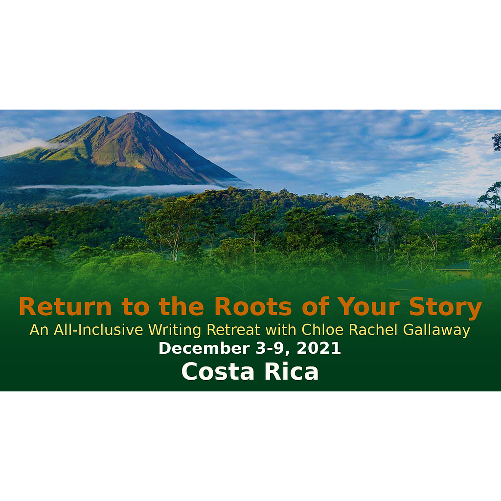 Return to the Roots of Your Story: All-Inclusive Writer's Retreat in Costa Rica - Option B [Payments]